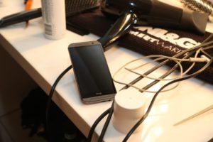 Flash Fashin Night 2014 - smartfone HTC M8