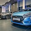 Salon DS Automobiles w Warszawie