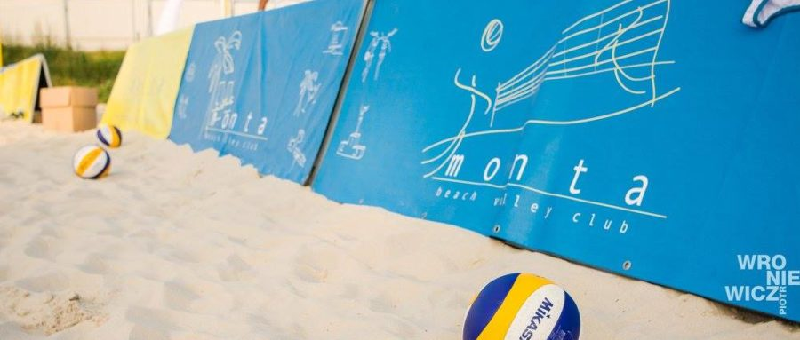 Monta Beach Volley Club Commfort PR
