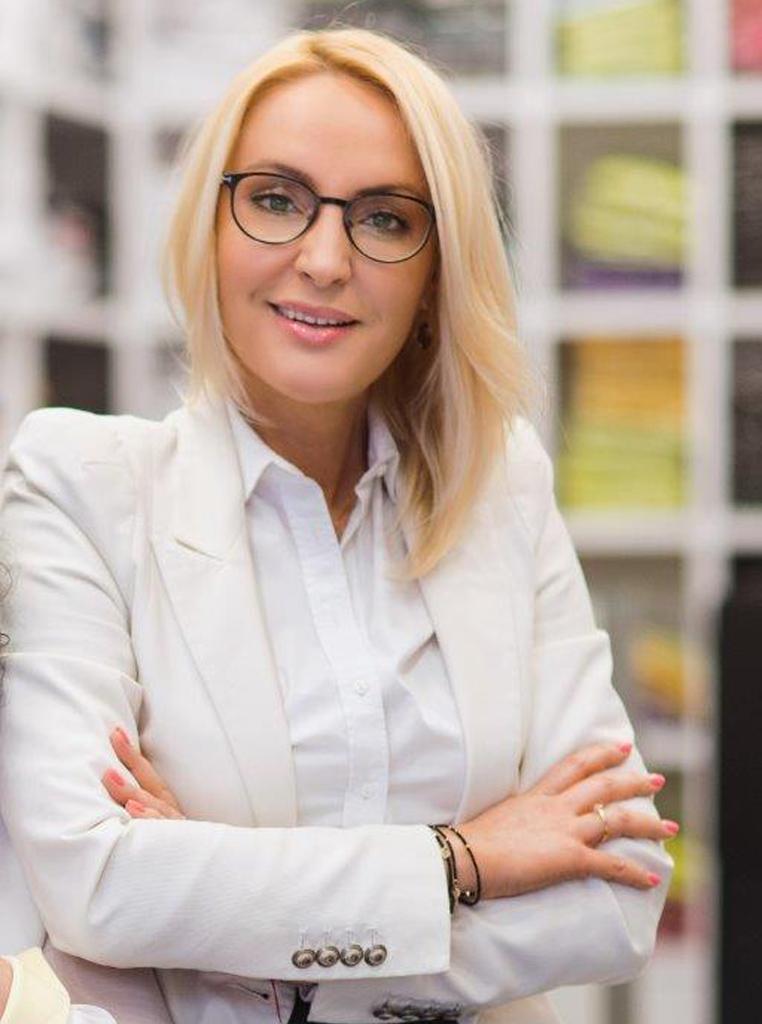 Katarzyna Szulim, CEO Agencji COMMFORT